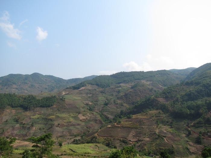 Xishuangbanna, Yunnan.