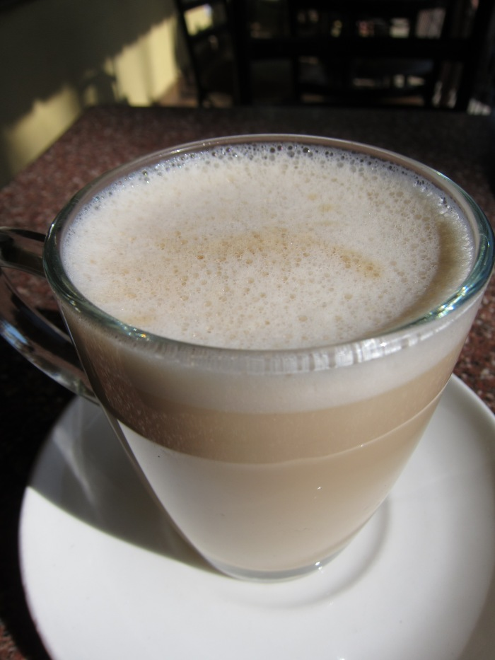 Tibetan butter tea. No yaks needed, thank you.