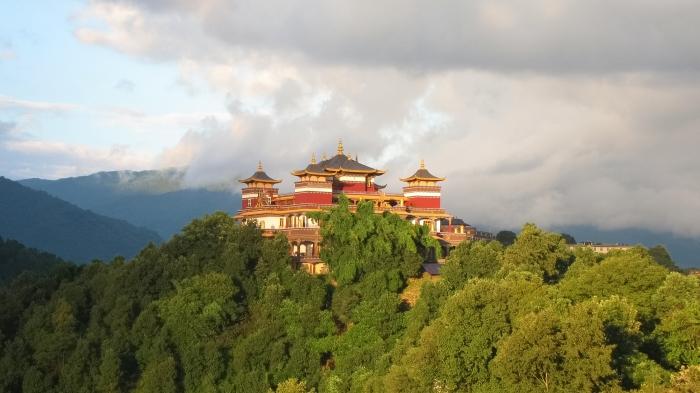 Kopan Monastery, Nepal.