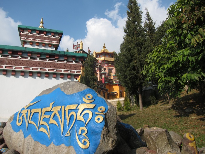 Tsering Jong Monastery, Bir.