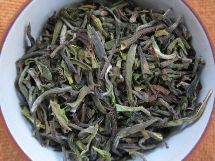 Thurbo 2016 first flush black tea.