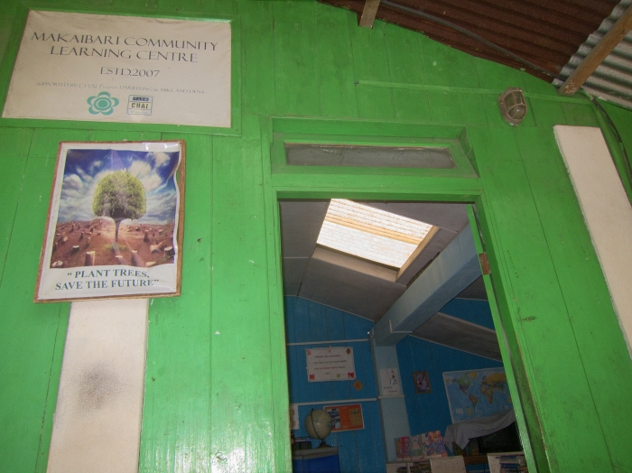 Community Library, Makaibari Tea Estate.