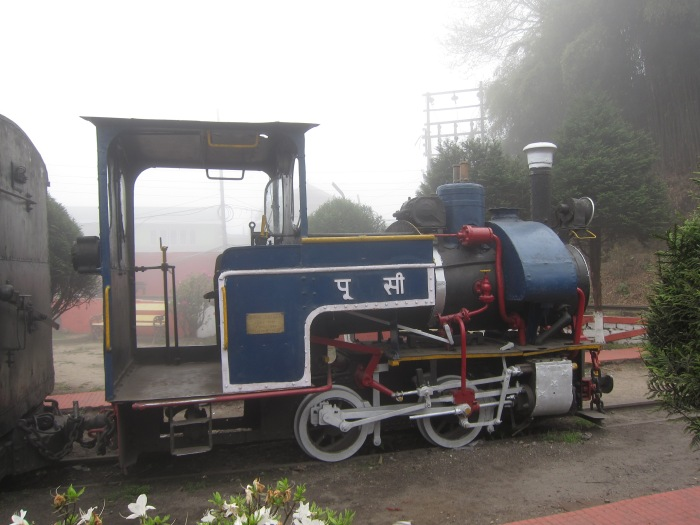 Railway Museum at Ghum.