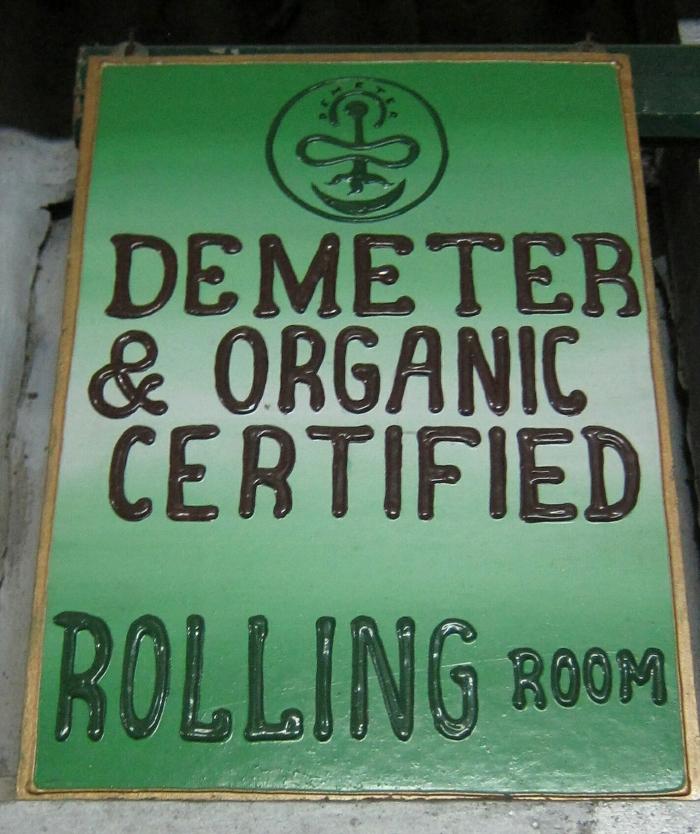 Makaibari has Organic and Biodynamic certifications.