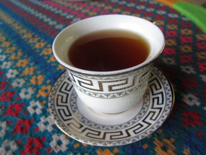 Passang's Tea.